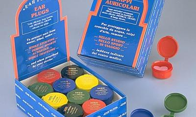 Ear Plugs - Tappi auricolari in silicone