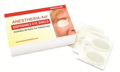 Anesthesia-Aid Disposable Eye Shield